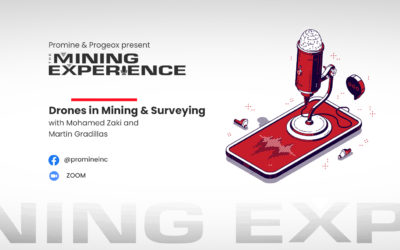 Drones in Mining & Surveying | The Mining Experience | Episode 2