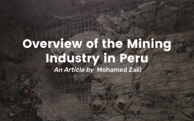 Overview of the mining industry in Peru